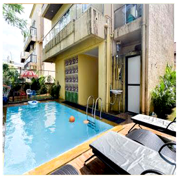 4 bhk bungalow on rent lonavala khandala with swimming pool for Lonavala bungalows with swimming pool for rent