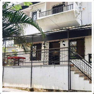 3 bhk without pool villa