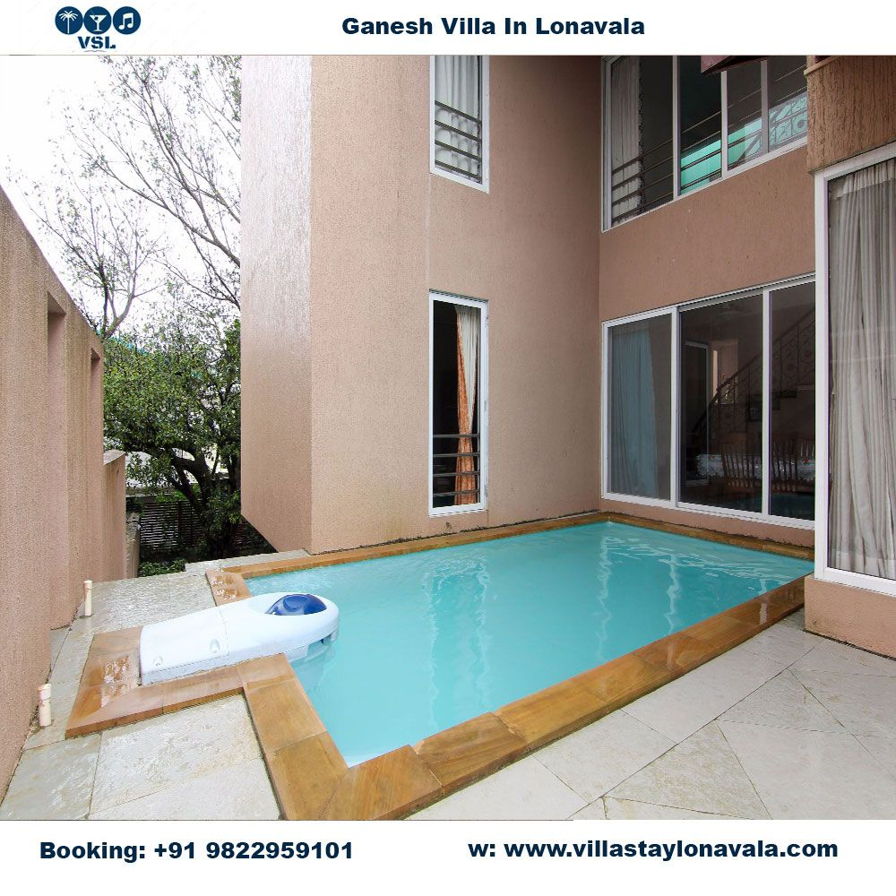 Ganesh villa Swimming Pool