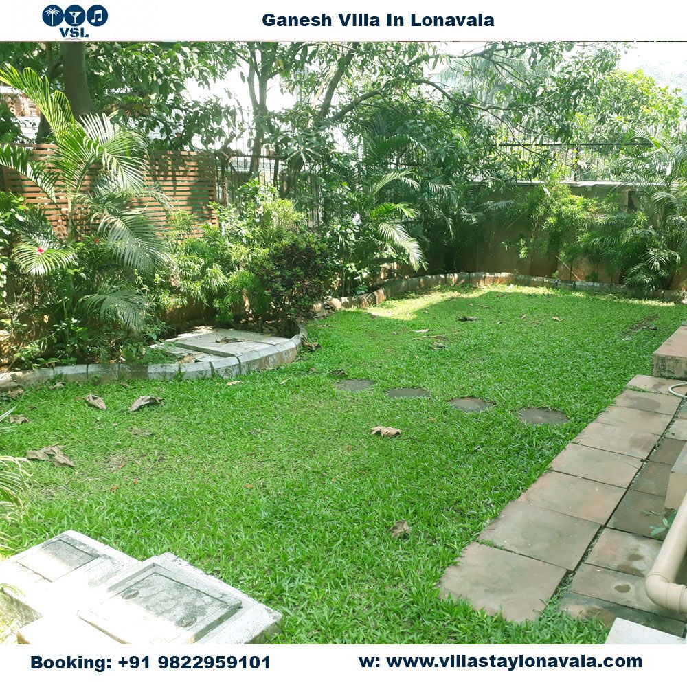 Ganesh villa on rent in lonavala