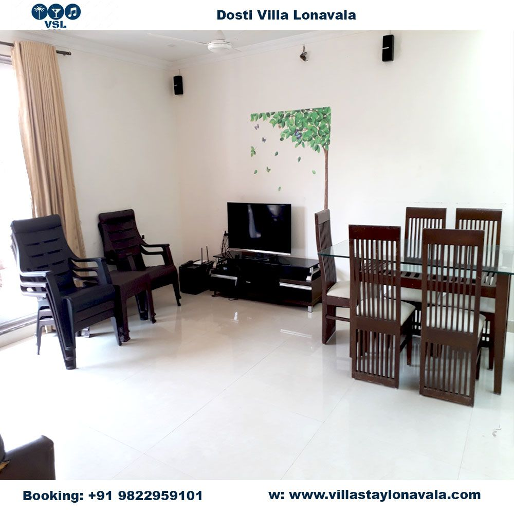 Dosti Villa on Rent In Lonavala