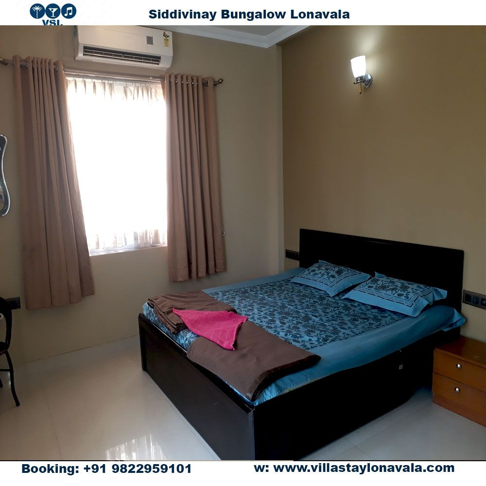 siddivinay bungalow lonavala with swimming pool