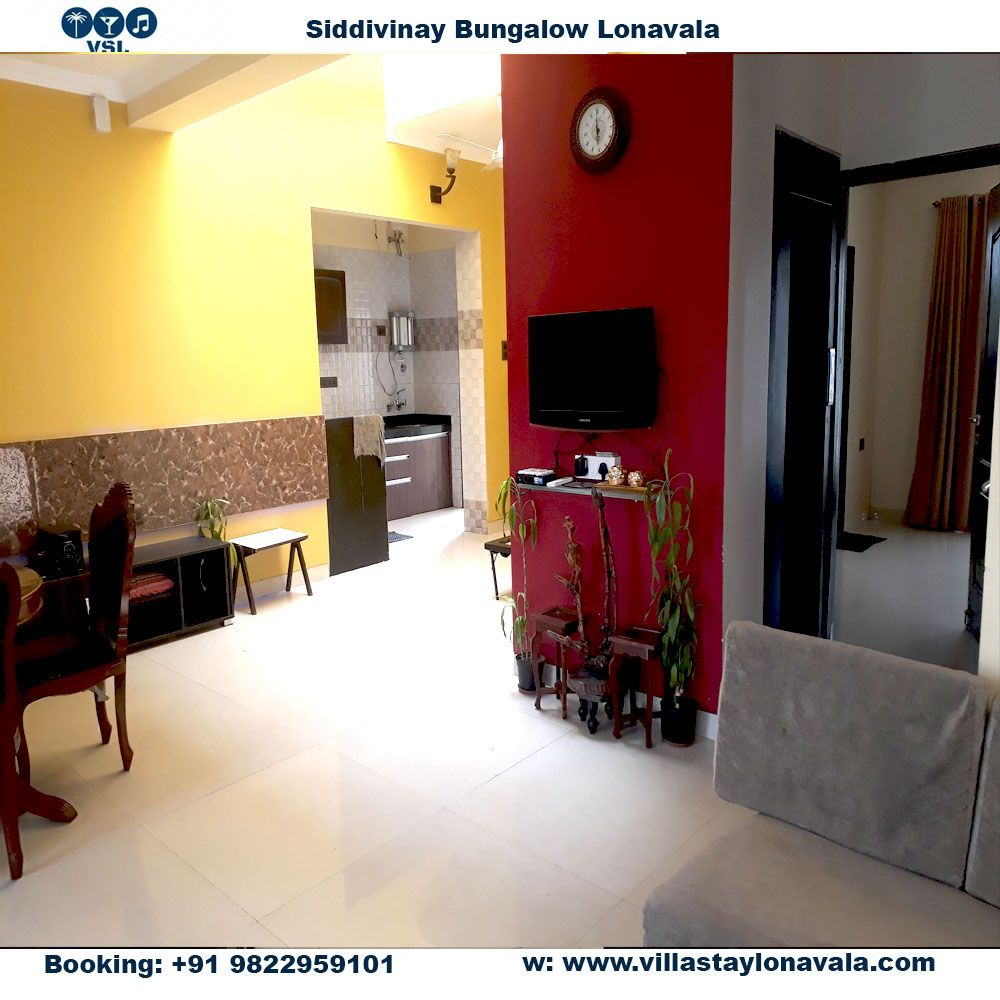 siddivinay bungalow on rent in lonavala